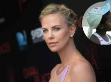 "LOS ANGELES, CA - JULY 21:  Actress Charlize Theron attends the premiere of ""Dark Places"" at Harmony Gold Theatre on July 21, 2015 in Los Angeles, California.  (Photo by Jason Kempin/Getty Images)"