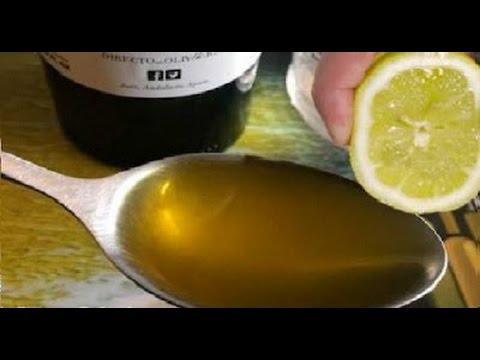 Exprime 1 limón con 1 cucharada de aceite de oliva y te acordaras de mi por el resto de tu vida
