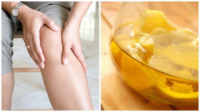 Esta es la forma correcta y aprobada por los doctores de cómo debes usar el limón para deshacerte del olor de rodillas instante. #Comparte