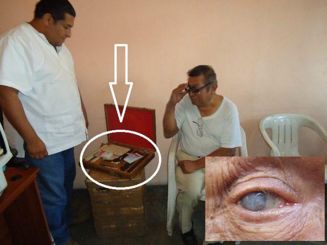Este anciano con 90 años de edad dice: Doctor que paso con mi vista, la recupere en un 100% y solo utilice este ingrediente, el doctor le hace un estudio y queda en shock al ver que era cierto