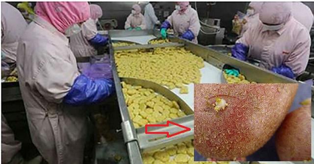 Estos productos alimenticios son falsos y toxico, tu lo esta consumiendo todos los días y no sabes que son importado de china