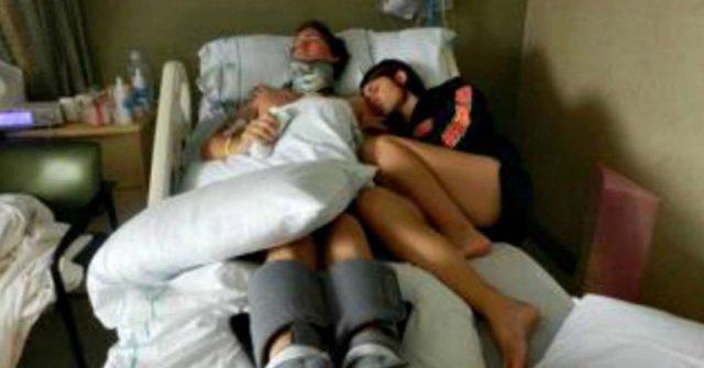 """Se niega a """"desconectar"""" a su marido… 3 años después, se despertó y dijo tres palabras; Aun no puedo creerlo"""