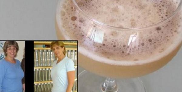 Ella bebió este jugo y logro curar la artritis y bajar 20 kilos en 1 mes.