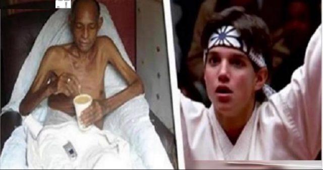 Mira que termino haciendo Daniel San después de 32 años de Karate Kid-