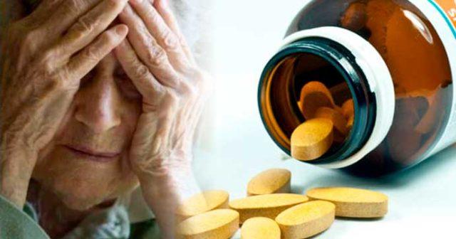 Esta medicina le estaba produciendo alzheimer y perdidas de memoria a mi madre, urgente deja de usarla...